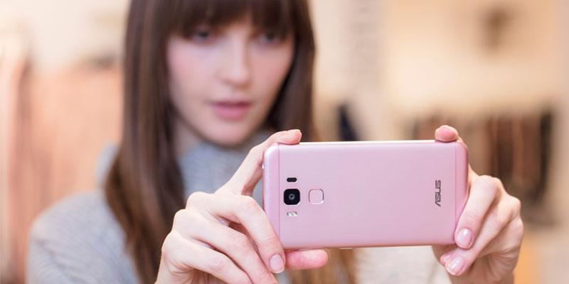Asus Zenfone 3 Max Kini Ada Yang Pink,Lucu!