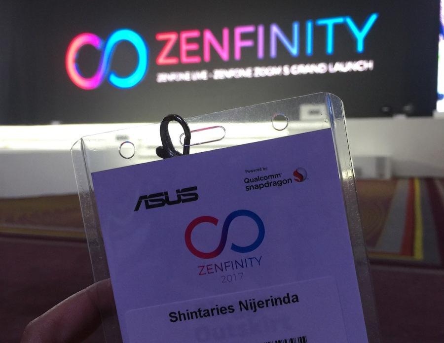 Ada Apa di Zenfinity2017